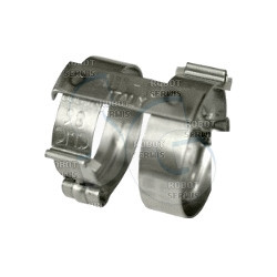 60666087 SIZE 10 DN12 Klammer zu Refrimaster Plus AD20,4mm